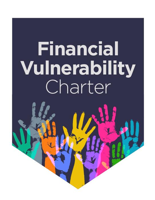 Financial Vulnerability Charter Logo